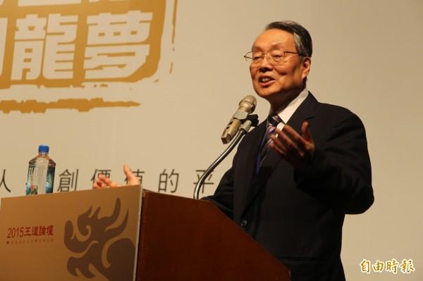 台灣面臨競爭力削弱 施振榮:惡果10年前種下