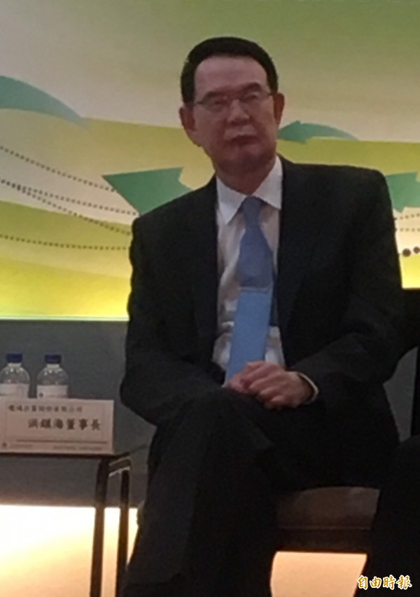 儒鴻洪鎮海:企業新南向 不能只靠關係