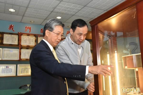 台灣隱形冠軍 全球8成筆電樞紐來自新北市