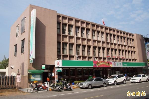 房市低迷 中華郵政逆勢狂買廠辦大樓