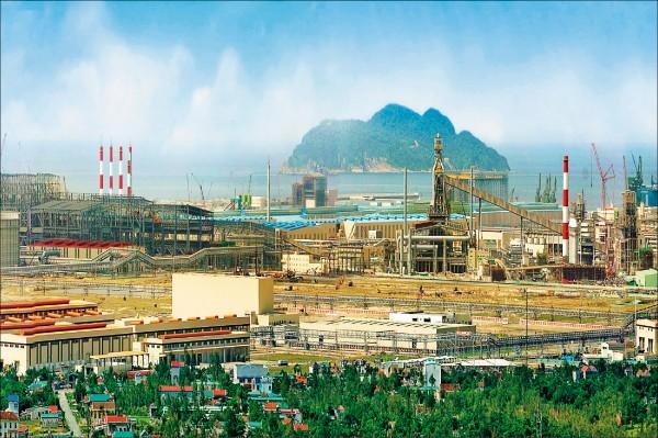 越南政府扶植自家鋼鐵集團 台塑越鋼處境艱難