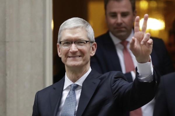 富可敵國!蘋果市值是台灣GDP的1.35倍