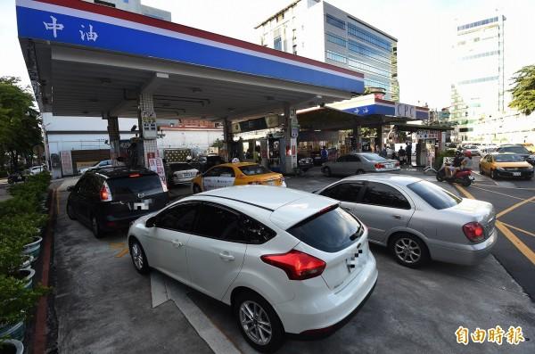 止跌反彈 下週油價每公升估漲1角