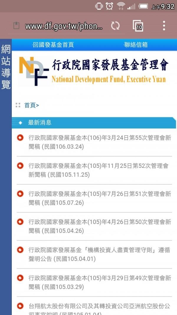 國發基金通過  投資寶德能源、活水貳社企創投基金