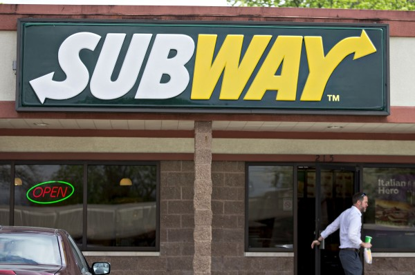 轉型擋不住銷售下滑 Subway關閉359間美國門市