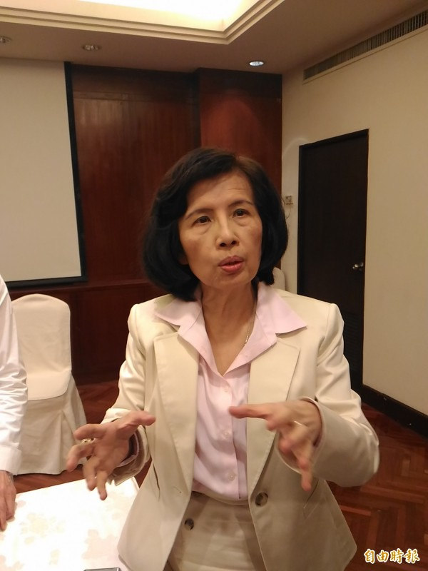 大同下週改選董事 林郭文艷:你看我像沒把握嗎?