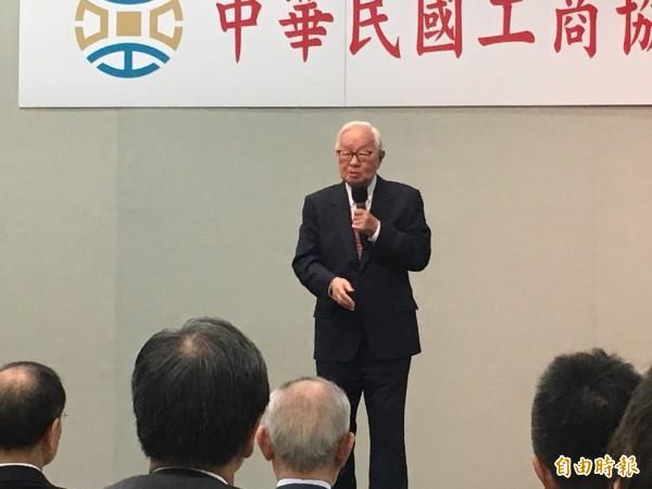 鴻海赴美不跟進 張忠謀:投資首選在台灣