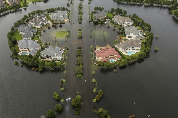 颶風哈維攪局 美國釋出50萬桶戰略儲油