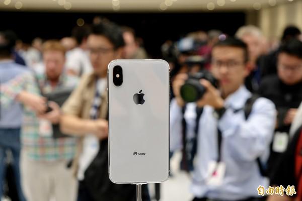 就是要到手! 貴森森 iPhone X預約占比達60%