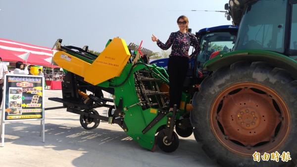 國際農機展28日登場   上看6億元商機