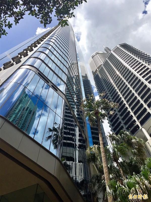國銀插旗澳洲 上半年獲利超過去年1整年