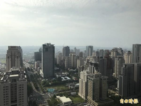 台中七期商辦3年新供給量 為台北101大樓1.53倍