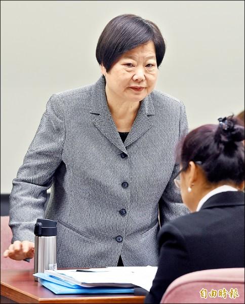 勞基法修法 林美珠:會加強把關機制