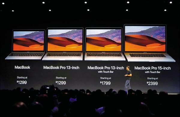 國際現場》蘋果大一統 傳整合iPhone、iPad、Mac通用APP