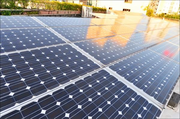 綠能屋頂擬改分級制 放寬建置實績