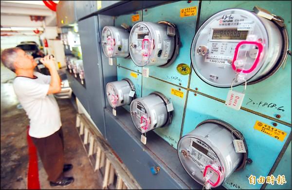 電價漲不漲 最晚3月中決定