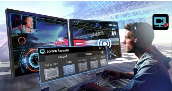 「電競版」威力導演 訊連科技推Screen Recorder 3可支援直播