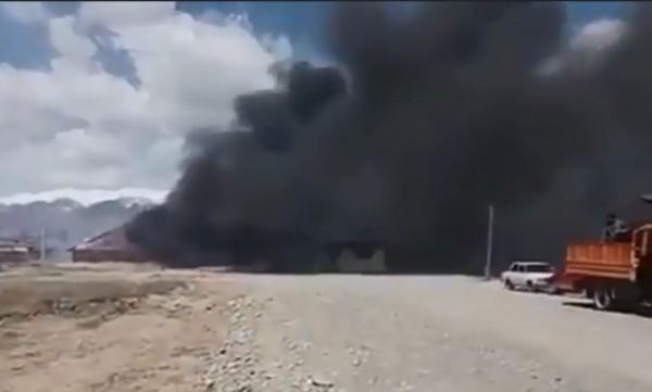 強國一帶一路踢鐵板!吉爾吉斯民眾燒毀中國工廠