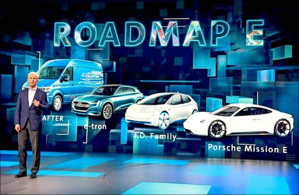 特斯拉點燃電動車趨勢 全球汽車大廠紛靠攏