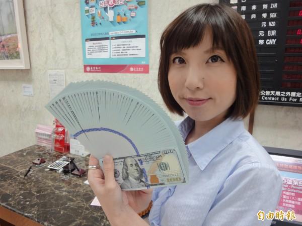 外資賣超台積電並匯出 新台幣貶破29.4元