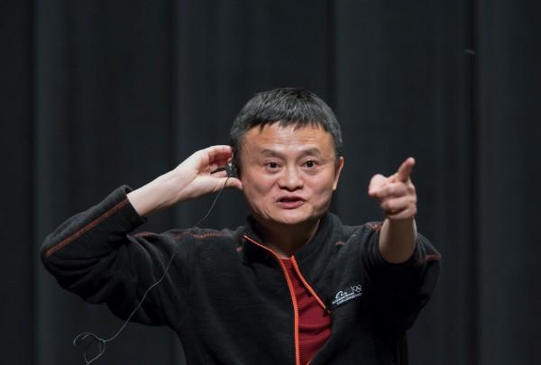 中興制裁後阿里收購晶片廠  馬雲:只是巧合
