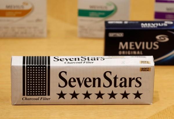 日本煙草產業拓展外國市場 彌補本土銷量