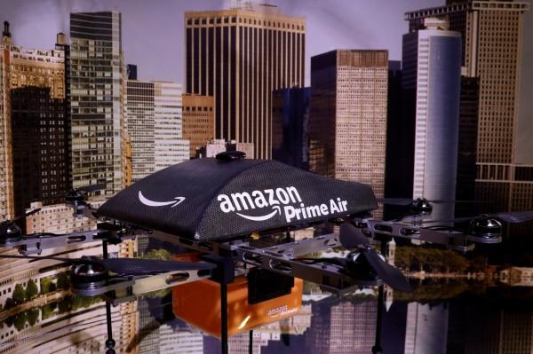 美無人機計畫出爐 亞馬遜和全球最大製造商意外落馬