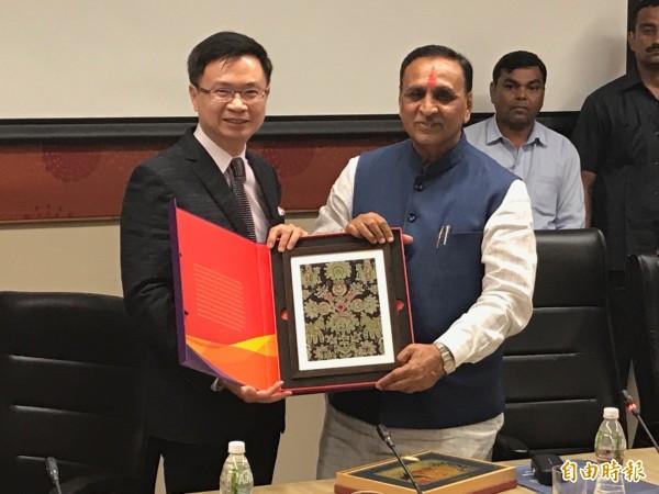 印度總理莫迪接班人:希望在印度看到台灣村!
