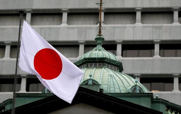 日本首季實質GDP終止連8增 結束泡沫經濟以來最長擴張期