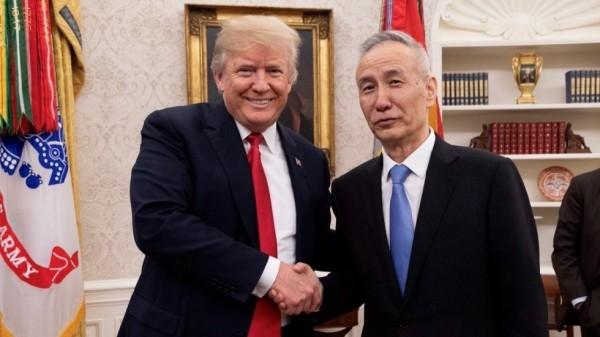 對美承諾擴大進口 劉鶴:必須讓中國人民高興