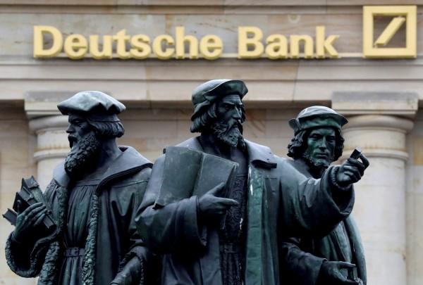 德銀連年虧損 將大砍萬名員工