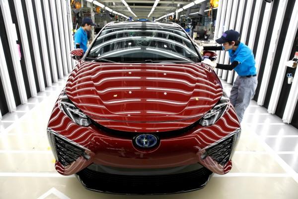 川普進口車威脅國安 豐田:「難以置信」