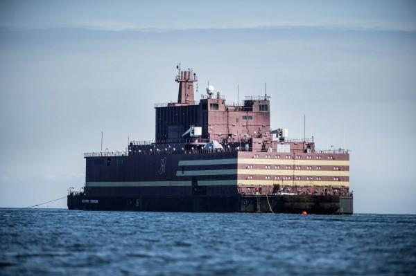俄「浮動車諾比」海上核電廠   已有15國想買