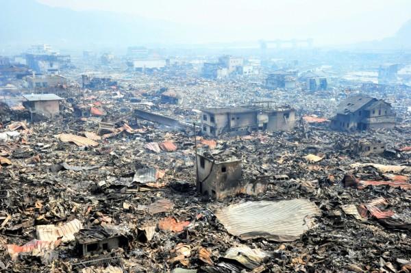 日南海海槽30年內恐爆大地震 損失恐達379兆元
