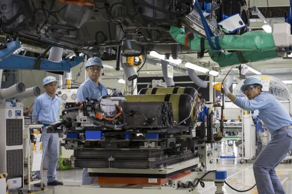 美稱進口車威脅國安 日汽車工會:供美9萬工作機會!