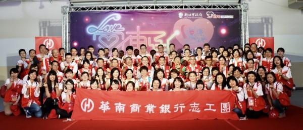深耕台灣100年 華銀林知延:以實際行動回饋社會