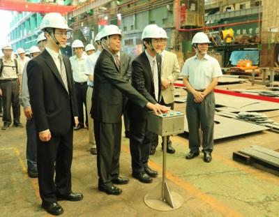 台船千噸級海研船今開工 108年6月交船