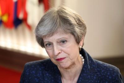 剩9個月分手 傳英首相再提新版「軟脫歐」計畫