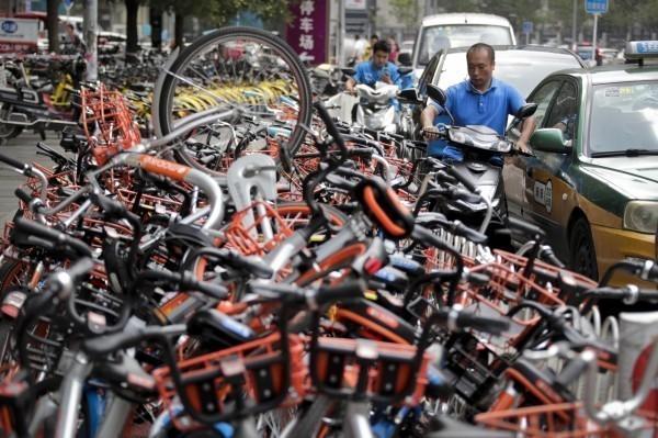 中國共享經濟崩壞... 專家:恐變「共享災難」!