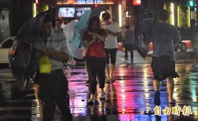 台北市正常上班上課 台股明天正常開市