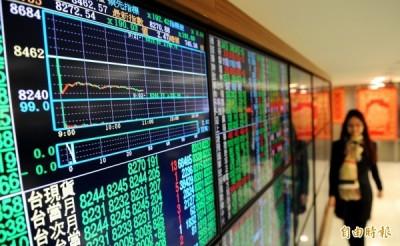 中美談判破裂 台股開低跌逾百點