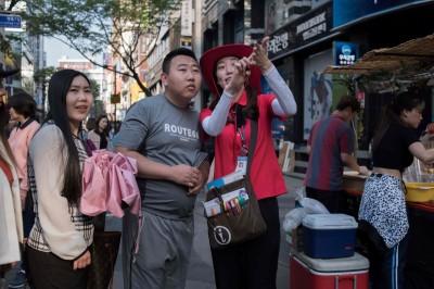 貿易戰擴至旅遊業 中官媒:中客不去美國了!