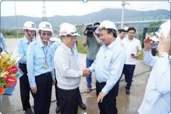 越南總理親訪台塑河靜鋼廠 王文淵:今年越南營收估48億美元