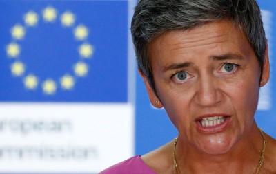 網路再轉售設限 歐盟開罰華碩逾22億元