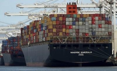 貿易戰緊張 貨主搶運 美國線海運費飆漲