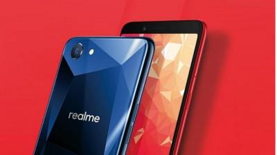 搶佔印度手機市場 Oppo分拆旗下品牌Realme上市
