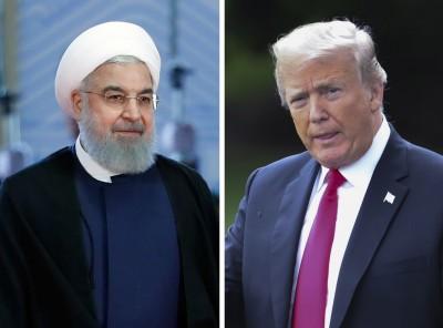 恢復對伊朗制裁 川普:違者禁與美國貿易
