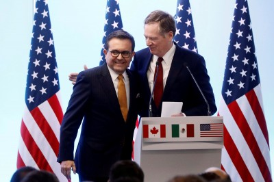 NAFTA修訂順利?知情人士爆白宮談判留一手
