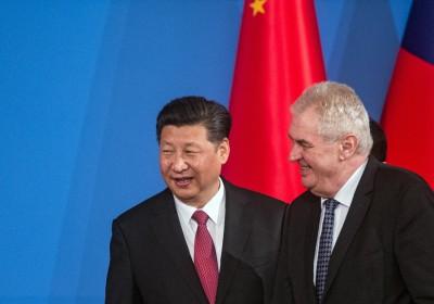 捷克成中國在歐洲馬前卒 卻遇上政治風險危機