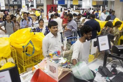 印度首家Ikea現「擠爆潮」 店員:別急!我們全年開!